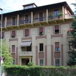Torna all'antico splendore in via Frizzoni Il palazzo simbolo del Liberty a Bergamo