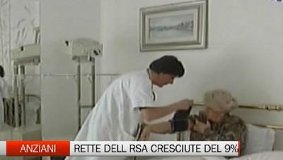 Anziani: ancora pochi i posti nelle RSA