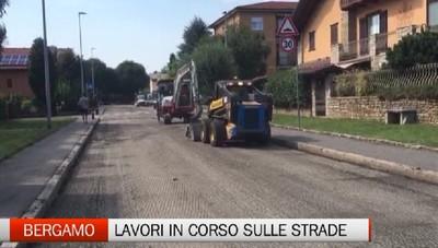 Cantieri a Bergamo: ecco le nuove strade che chiuderanno