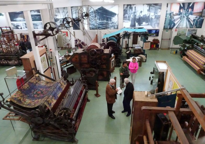 FILI & TRAME AL MUSEO DEL TESSILE