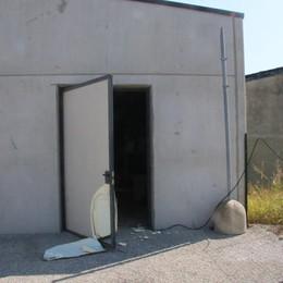 Ignobile furto alla Protezione civile Per i ladri bottino da 20 mila euro