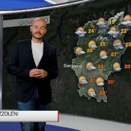 Meteo, le previsioni per giovedì