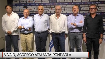 Settore giovanile, accordo Atalanta-Pontisola