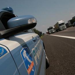 Controlli a tappeto della velocità sull'A4 e sulla ex statale 671