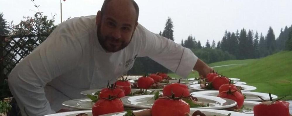 Chef dei vip a Saint Martin  «Nei loro piatti i casoncelli»