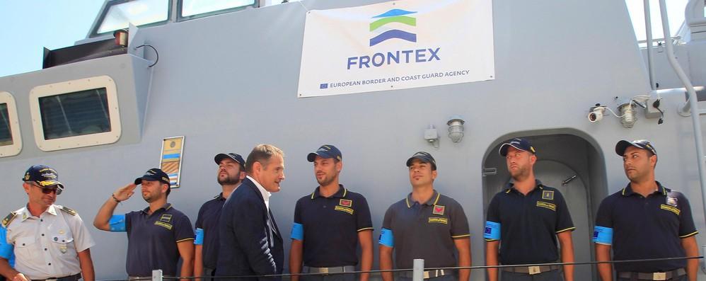 Migranti: Austria propone militari a supporto Frontex