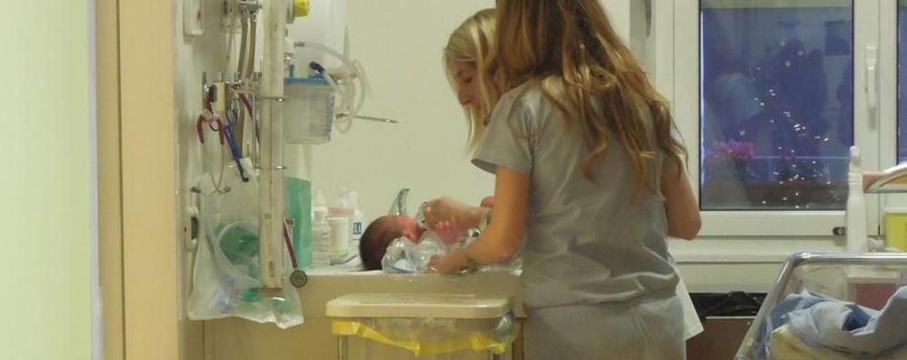 Boom di nuovi nati all'ospedale di Piario