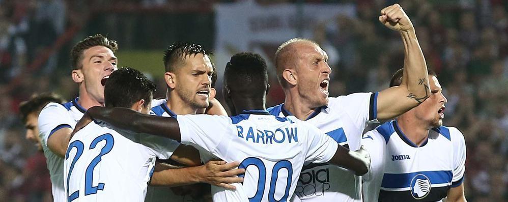 L'Atalanta travolge il Sarajevo  Otto gol per  riprendersi l'Europa