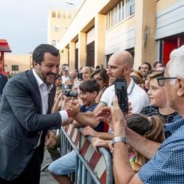 Nel mirino di Salvini adesso c'è Forza Italia