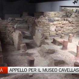 Casazza, l'appello del museo Cavellas