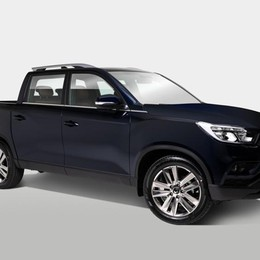 Rexton Sports, il nuovo  pick up di SsangYong