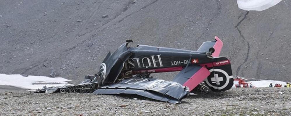 Aereo d'epoca precipita sulle Alpi: 20 morti Nel 2015 era passato anche da Orio