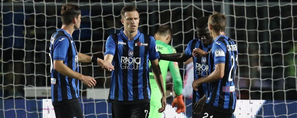 Atalanta verso la finale playoff Non incontrerà nessuna big