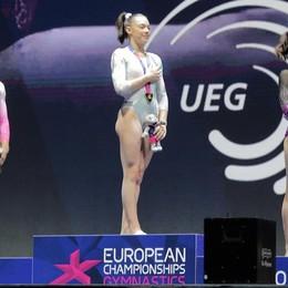 Giorgia Villa strepitosa Abbina il terzo oro a due argenti