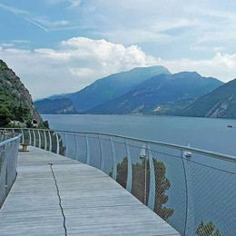 Non solo la «pista più bella del mondo» In Lombardia 2,4 milioni per le ciclabili
