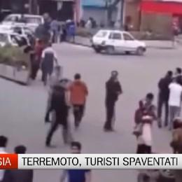 Terremoto in Indonesia: più di 140 morti La testimonianza di un bergamasco a Bali