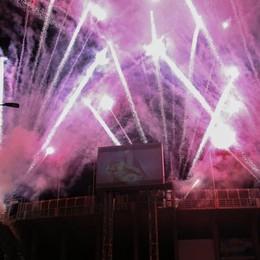 Torna la festa di Borgo Santa Caterina Il 17 agosto fuochi artificiali allo stadio