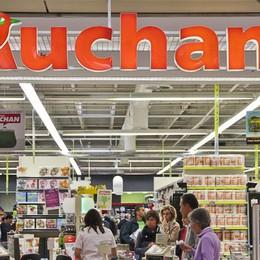 Auchan, la spesa la porta a casa Servizio a domicilio in bicicletta