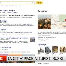 Bergamo piace ai Russi, +38% di turisti in città
