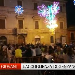 Prosegue il cammino verso Roma dei giovani pellegrini, la bella accoglienza di Genzano