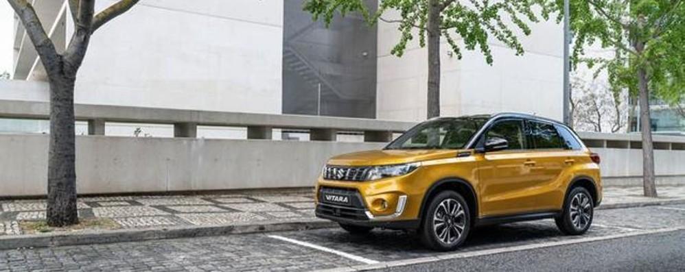 Nuova Suzuki Vitara Le prime immagini