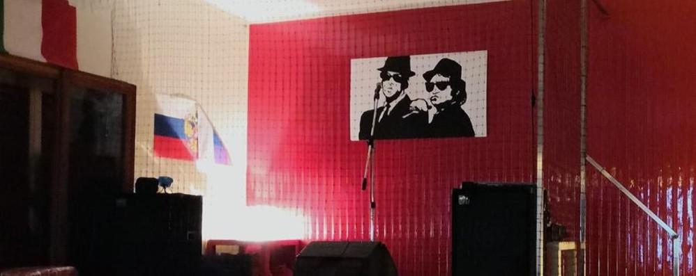 Nuovi Blues Brothers (con tanto di rete) Al Tamburlano si lanciano feste e idee