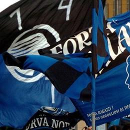 Atalanta, 400 tifosi a Zingonia Visita a sorpresa per incitare la squadra