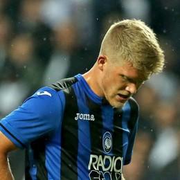 Atalanta, Cornelius va al Bordeaux In Europa league e contro il Copenaghen