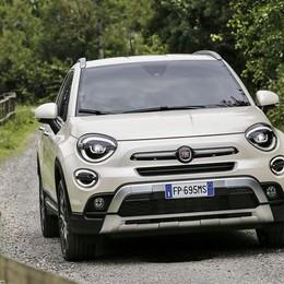 Fiat aggiorna 500X anche con nuovi motori