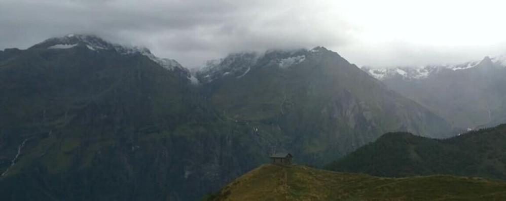 La neve è già tornata in Bergamasca Niente paura,  nuova settimana col sole