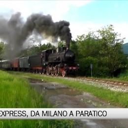 Sebino Express, in viaggio nel tempo