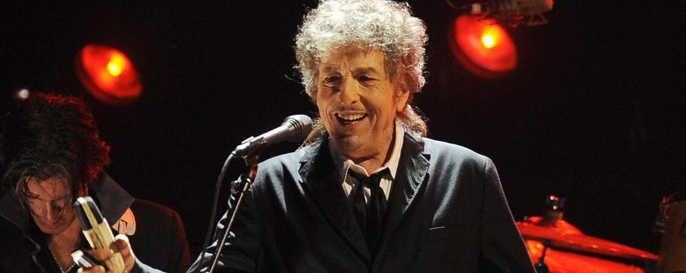 Alla Carrara  C'è Bob Dylan