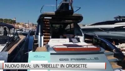 Da Cannes ecco Il Ribelle 66, il nuovo gioiello Riva