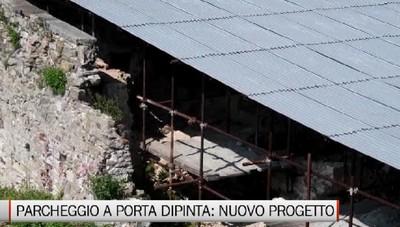 Parcheggio Porta Dipinta: nuovo progetto