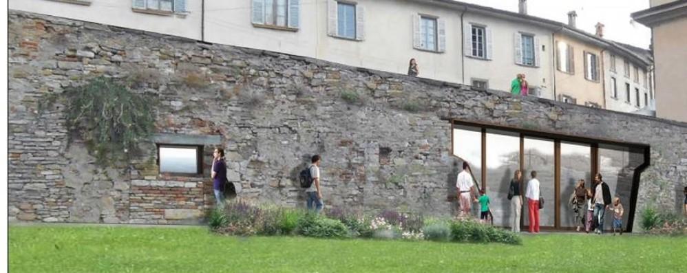 Porta Dipinta, si sblocca il silo con vista sugli scavi
