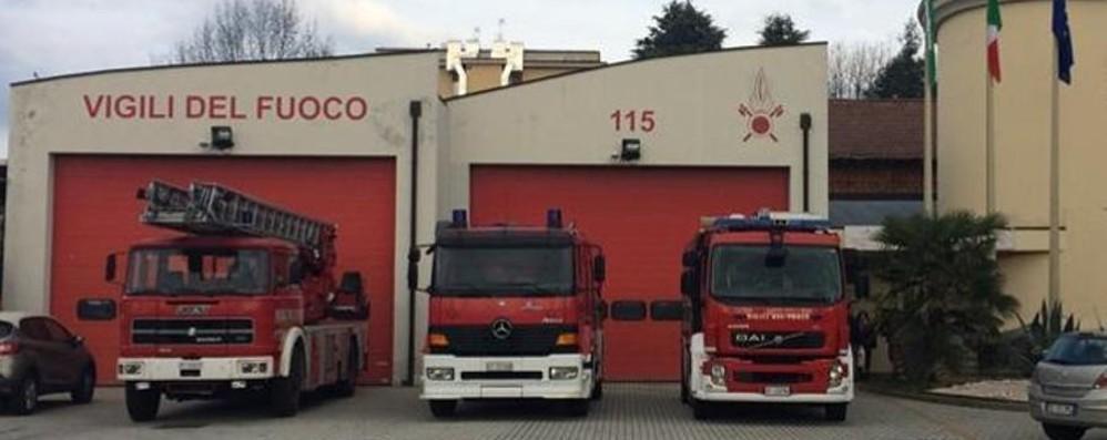 Ruba attrezzi ai vigili del fuoco I carabinieri arrestano 30enne