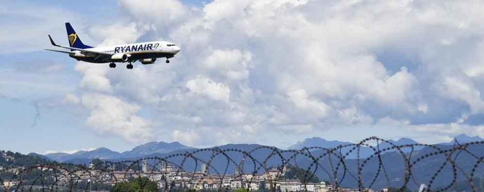 Ryanair, nuovo sciopero europeo Disagi anche per lo scalo di Orio
