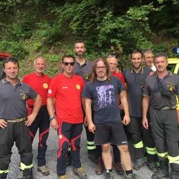 Trentenne si perde sul monte Avaro Salvo grazie alle telefonate ai soccorsi