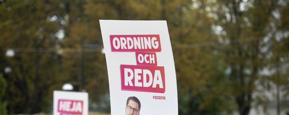 In Svezia cresce ma non sfonda la destra populista