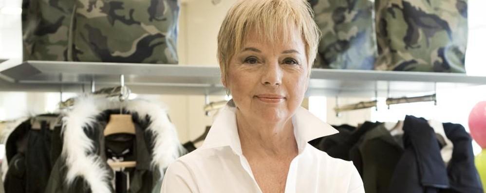 «Curiosità e istinto per la moda» Rosy Biffi racconta la sua Bergamo
