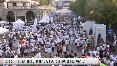 Domenica 23 Settembre torna la StraBergamo
