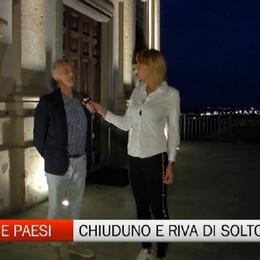 Gente e Paesi, stasera Chiuduno, Riva di Solto e il castello di Valverde