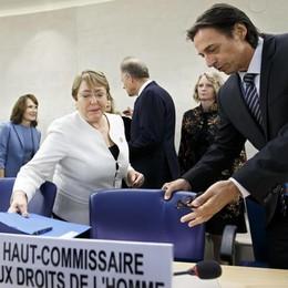 Il Paese civile e la visita Onu