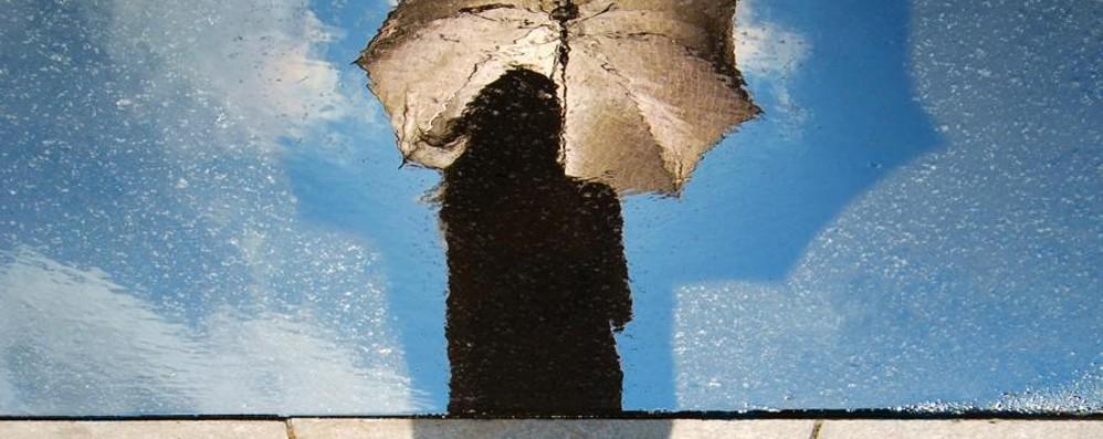 In arrivo piogge e temporali Ma il caldo africano non molla