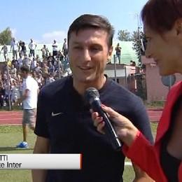 Passione di Yara, Javier Zanetti al torneo di calcio