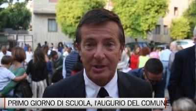 Primo giorno di scuola, l'augurio del Comune di Bergamo