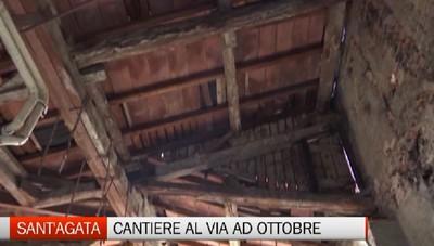 Sant'Agata, ad ottobre inizia il cantiere