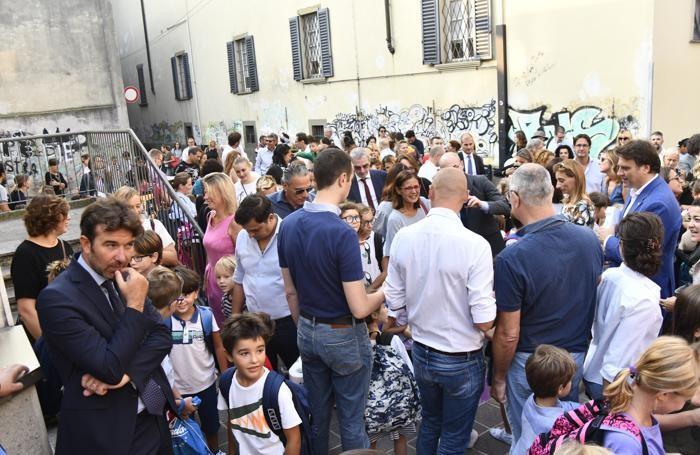 Scuola primaria Locatelli a Bergamo
