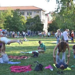 «Coltiva» il tuo benessere C'è Alimus al parco di Redona