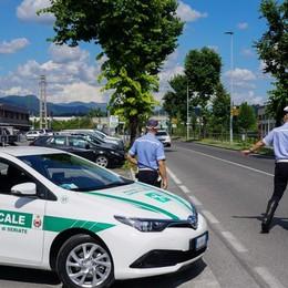Seriate, incidenti stradali in calo La più pericolosa è via Nazionale